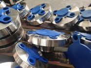 S32750 Flanges Weld Neck, Slip-On, Blind, Plate, Loose, Orifice  ASTM A182 F53 Super Duplex flange