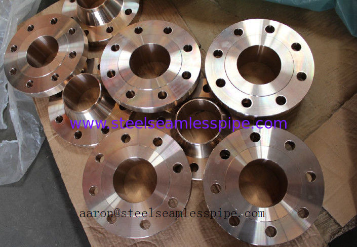 Copper-Nickel Flanges, ASTM B151 Uns C70600  C71500, Cu-Ni 90/10 Flange SOFF 18'' 150#